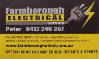 Farmborough Electrical